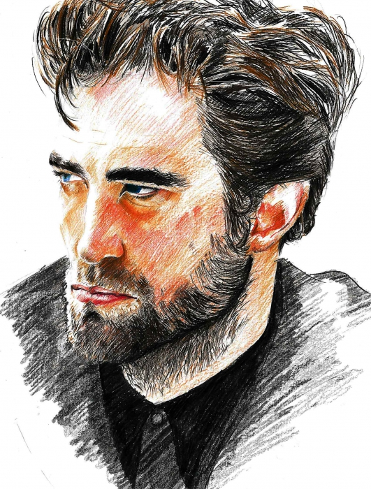 Robert Pattinson by Dagsart
